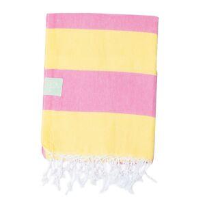 My Luxe - Gelato Stripe Hammam Towel