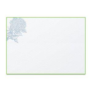 Pickett's Press - Hydrangea Blue Note Cards