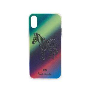 PS Paul Smith Zebra Patch iPhone X Case