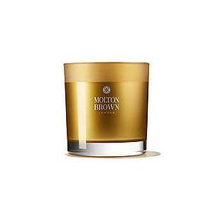 Molton-Brown Oudh Accord & Gold Three Wick Candle