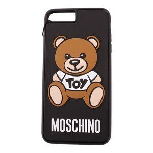 Moschino WOMEN'S A792283061555 BLACK ACRYLIC COVER