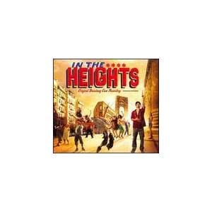 in the heights original broadway cast recording