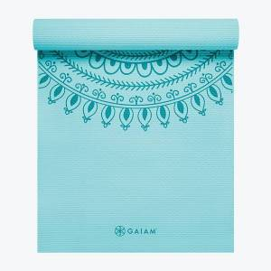 Gaiam Premium Marrakesh Yoga Mat (6mm)
