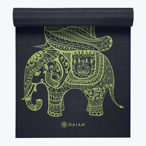 Gaiam Premium Tribal Wisdom Yoga Mat (6mm)