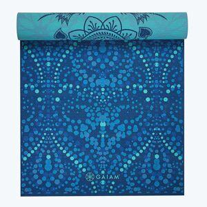 Gaiam Reversible Mystic Sky Yoga Mat (6mm)