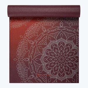 Gaiam Premium Metallic Sunset Yoga Mat (6mm)