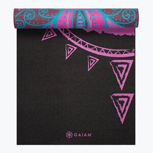 Gaiam Reversible Be Free Yoga Mat (6mm)