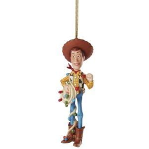 Lenox Woody Christmas Cowboy Ornament  - Ivory