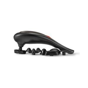 Sharper Image Cordless Massager Multi-Node  - Matte Black / Gunmetal