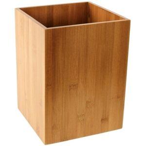 Nameeks Potus Bamboo Waste Basket Bedding  - Bamboo