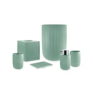 Immanuel Vienne 5 Piece Bathroom Accessory Set Bedding  - Green