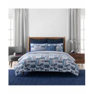 Tommy Hilfiger Ditch Plains Full/Queen Comforter Set Bedding  - Multi
