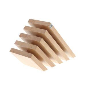 J.a. Henckels Zwilling J.a. Henckels Slanted Italian Magnetic Block  - Beechwood