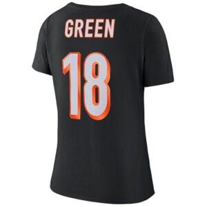 Nike Women's A.j. Green Cincinnati Bengals Player Pride 3.0 T-Shirt  - Black