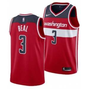 Nike Bradley Beal Washington Wizards Icon Swingman Jersey, Big Boys (8-20)  - Red