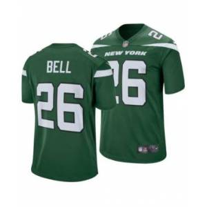 Nike Men's Le'Veon Bell New York Jets Game Jersey  - Green