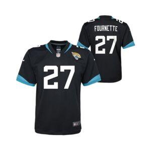 Nike Leonard Fournette Jacksonville Jaguars Game Jersey, Big Boys (8-20)  - Black