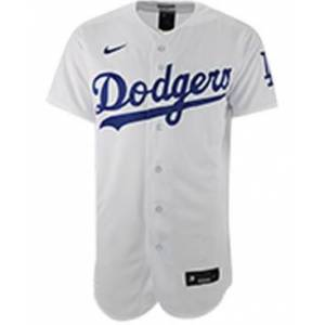 Nike Men's Los Angeles Dodgers Authentic On-Field Jersey  - White