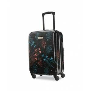"""American Tourister Disney 20"""" Carry-On Hardside Spinner  - Star Wars Galaxy"""