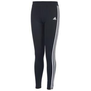 adidas Big Girls Full-Length Leggings  - Black