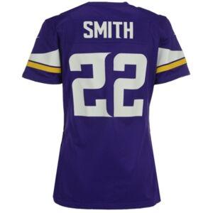 Nike Women's Harrison Smith Minnesota Vikings Game Jersey  - Purple