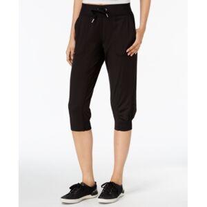 Calvin Klein Performance Commuter Active Capri Pants  - Black