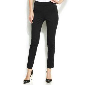 Calvin Klein Compression Skinny Leggings  - Black