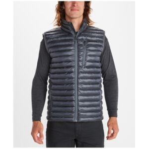 Marmot Men's Avant Featherless Vest  - Steel Onyx
