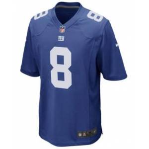 Nike Men's Daniel Jones New York Giants Game Jersey  - RoyalBlue