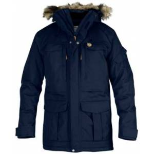 Fjallraven Men's Yupik Parka  - Dark Navy