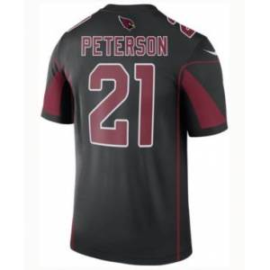 Nike Men's Patrick Peterson Arizona Cardinals Legend Color Rush Jersey