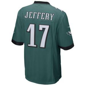 Nike Men's Alshon Jeffery Philadelphia Eagles Game Jersey  - DarkGreen