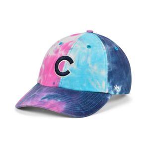 '47 Brand Women's Chicago Cubs Tie Dye Adjustable Cap  - Assorted