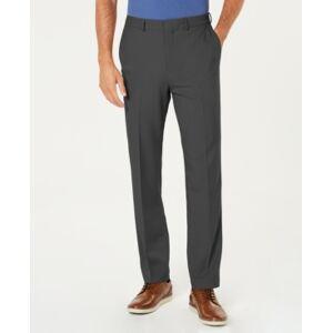 Dockers Men's Slim-Fit Performance Stretch Dress Pants  - Charcoal