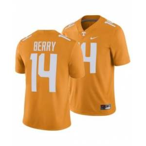 Nike Men's Eric Berry Tennessee Volunteers Player Game Jersey  - Orange