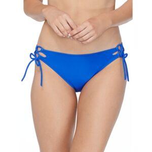 Raisins Juniors' Sweet Side-Tie Bikini Bottoms Women's Swimsuit  - Blue