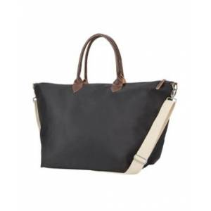 Cathy's Concepts Personalized Microfiber Weekender Tote  - Black