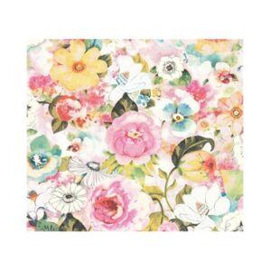 "Advantage 20"" x 369"" Baldwin Watercolor Floral Wallpaper  - Multi"