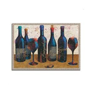 "Tangletown Fine Art Wine Splash Light I by Wellington Studio Fine Art Giclee Print on Gallery Wrap Canvas, 47"" x 32""  - Multi"