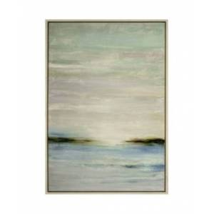 """Paragon Picture Gallery Paragon Sea Dawn Framed Wall Art, 56"""" x 38"""""""