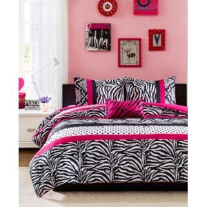 Zone Mi Zone Reagan 3-Pc. Twin/Twin Xl Comforter Set Bedding  - Pink