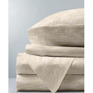 Noho Home By Jalene Kanani Pili Luxury Sheet Set, King  - Open White