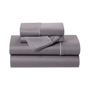 Bedgear Dri-Tec Lite Twin Sheet Set Bedding  - Gray