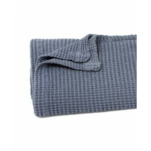 Jennifer Adams Home Jennifer Adams Del Mar Queen Blanket/Coverlet Bedding  - Blue