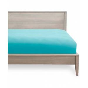 Bare Home Fitted Bottom Sheet, Twin Xl Bedding  - Aqua