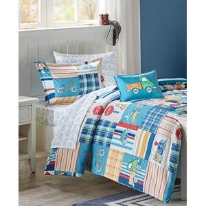 Zone Closeout! Mi Zone Kids Choo Choo Charlie 8-Pc. Reversible Full Comforter Set Bedding