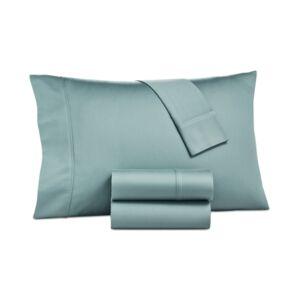 Aq Textiles Camden Sateen 1250-Thread Count 4-Pc. Full Sheet Set Bedding  - Teal
