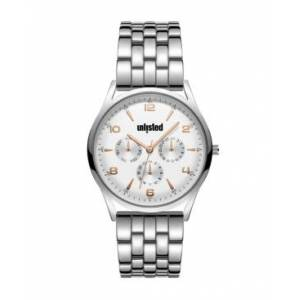 Unlisted Kenneth Cole Unlisted Classic Watch, 40MM  - Silver