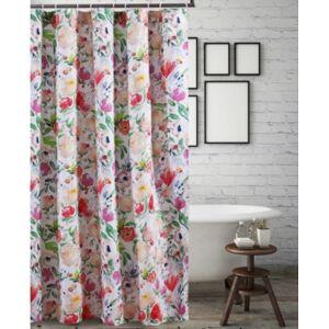 Greenland Home Fashions Blossom Bath Shower Curtain Bedding