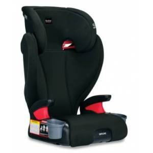 Britax Skyline 2-Stage Belt-Positioning Booster Car Seat  - Black